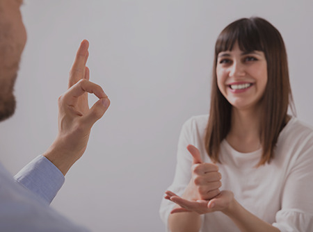 Langue des Signes Française : les Fondamentaux