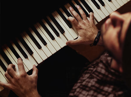 Piano : Jazz