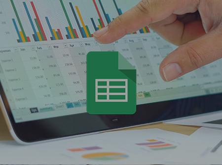 Google Sheets : Les Fondamentaux