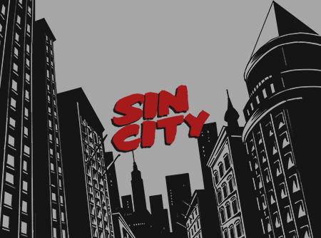 Dessiner à la manière de Sin City - Contraster ses illustrations |