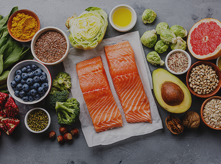 Nutrition : Équilibre alimentaire - <p>Trouver son équilibre alimentaire</p> |