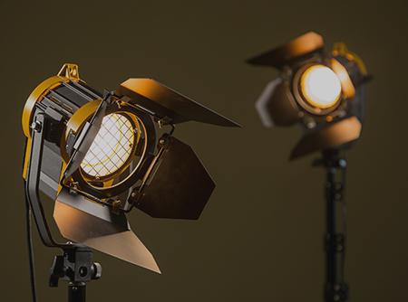Vidéo : Maîtriser la lumière - <p>Créer des vidéos au rendu cinéma</p> |