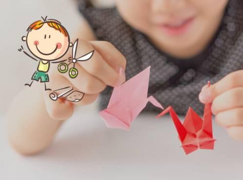 Origami pour enfants : les Marionnettes (6-12 ans) - Apprendre l'Origami en s'amusant |
