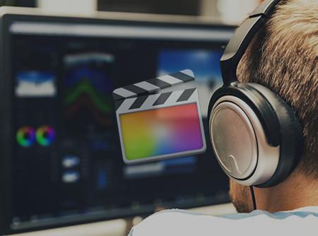 Final Cut Pro X 10.4.7 - Maîtriser la version 2019 du logiciel de montage FCPX 10.4.7 |