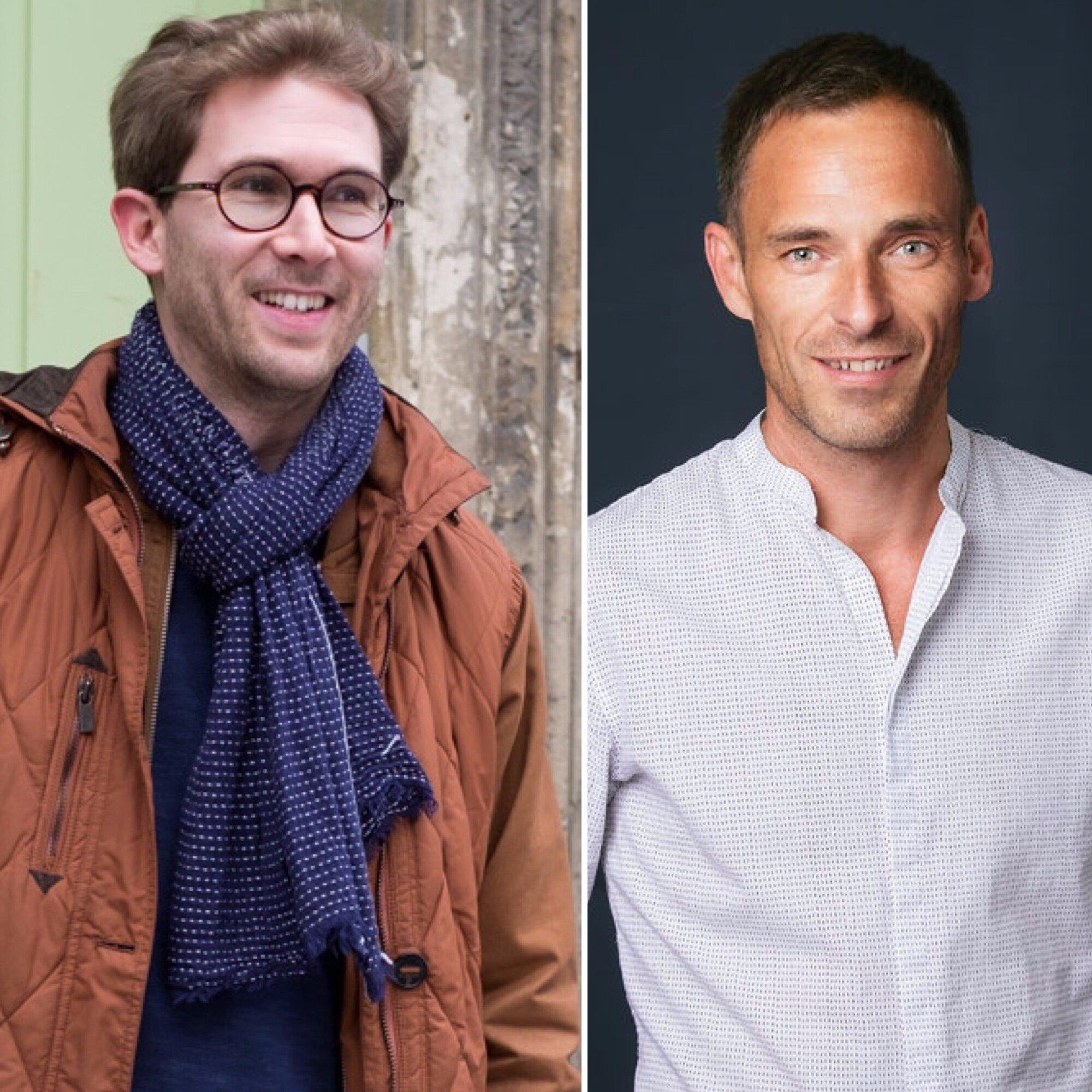 Corentin Orsini & Pascal Van Hoorne