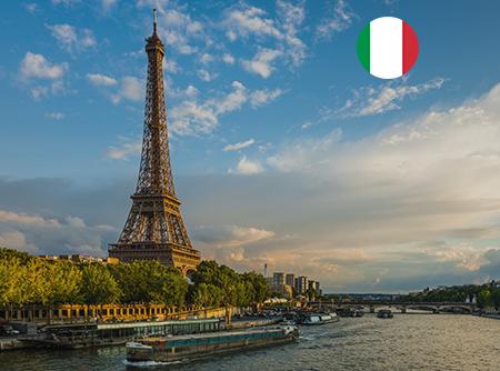 Français A2 (FLE en Italien) - Cours de Français en ligne pour faux débutant (FLE A2) depuis l'Italien |
