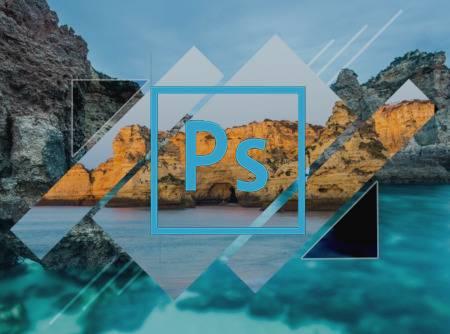 Photoshop CC 2019 : Créer des Polyscapes - Créer des photomontages percutants et créatifs |