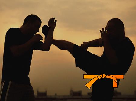 Krav Maga : Ceinture orange - Apprendre à se défendre pour passer ceinture orange |