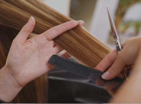 Coiffure : les Fondamentaux - Apprendre à couper les cheveux