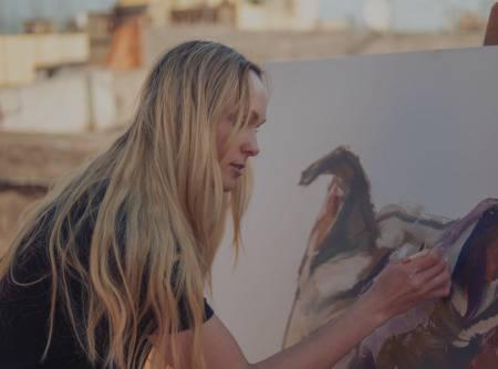 La peinture animalière - Apprendre à peindre un chien en acrylique |