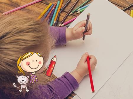 Dessin pour enfant (6-12 ans) : les paysages - Apprendre à dessiner des paysages en 4 étapes |