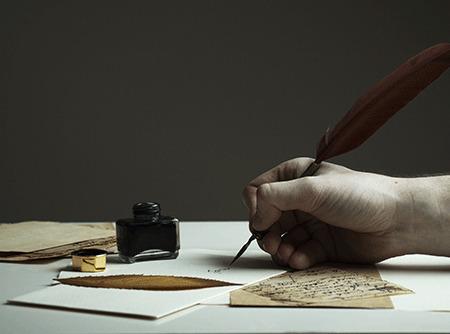 Calligraphie anglaise : les Fondamentaux