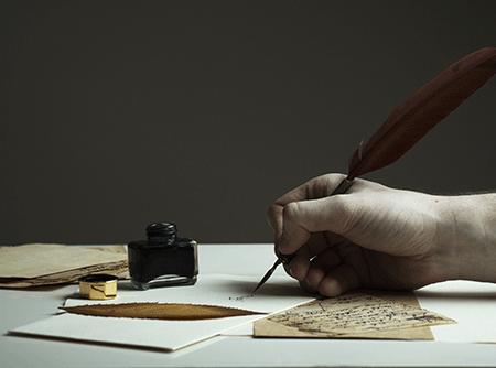 Calligraphie anglaise : les Fondamentaux - Apprendre la technique et les gestes de l'écriture anglaise |