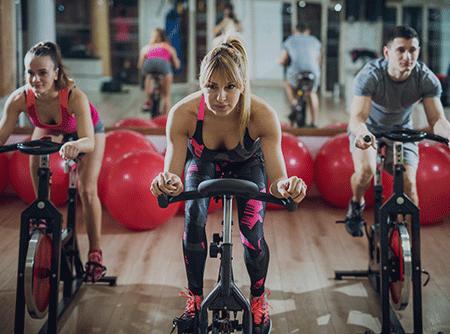 Entraînement Biking - Niveau 1 - S'initier au RPM ou Biking avec ce cours en ligne de niveau débutant |
