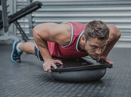 Bosu - Niveau 1 - Améliorer son équilibre et travailler ses muscles profonds avec le BOSU |