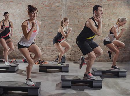 Step Fitness - Niveau 1