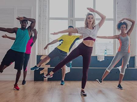 Aérodance - Dépenser son énergie et ses calories en musique |