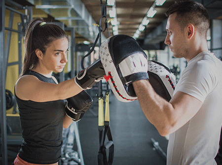 Fitness boxing - Niveau 2