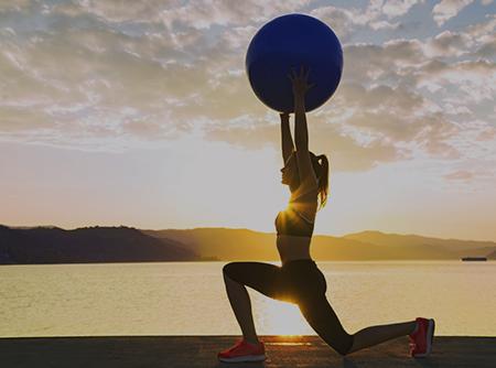 Chi Ball - Initiation - Relaxer et tonifier son corps sans le brusquer |