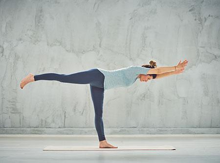 Fitness équilibre - Gagner en équilibre et en gainage |