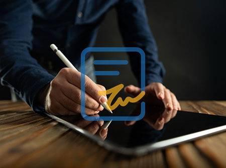 Zoho Sign : Créer des documents à signature numérique - Signer, envoyer et gérer ses documents en ligne  