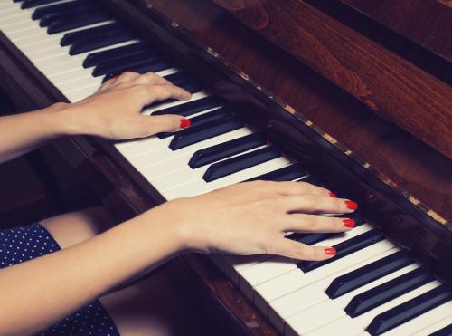 Piano : les accords - Comprendre et maîtriser les accords en ligne |