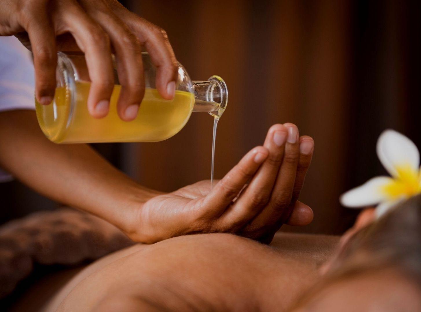 L'Abhyanga : Massage bien-être ayurvédique