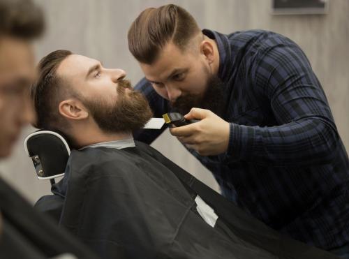 Coiffure Homme & Barbe  : les Fondamentaux - Apprendre la coiffure homme et l'entretien de la barbe en ligne |