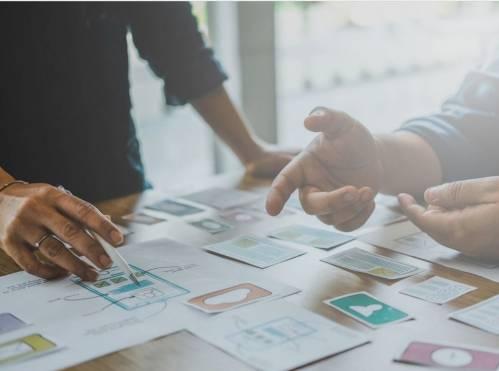 UX Design : Générer des solutions pertinentes - Brainstormer et scénariser l'expérience utilisateur en ligne |