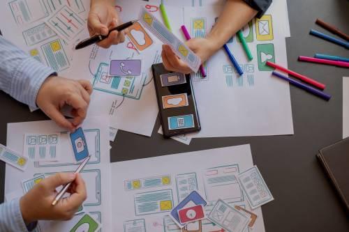 UX Design : Prototyper des produits numériques - Simuler des produits finis et tester le wireframe en ligne  