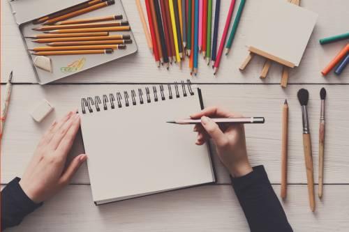 Construire un dessin : les Fondamentaux - Apprendre à construire efficacement un dessin en ligne  