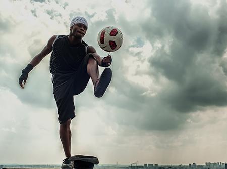 Freestyle Football : les Fondamentaux