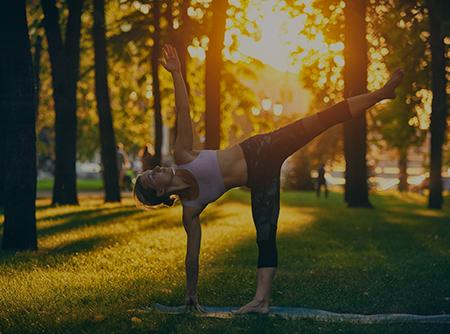Yoga : Salutation à la Lune