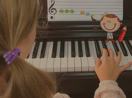 Piano pour enfants (2-10 ans) - Apprendre le solfège et le piano à ses enfants  