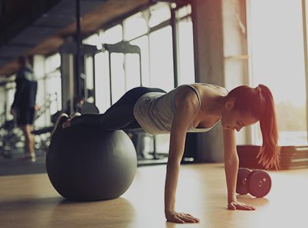 Fitness Ball - Niveau 3